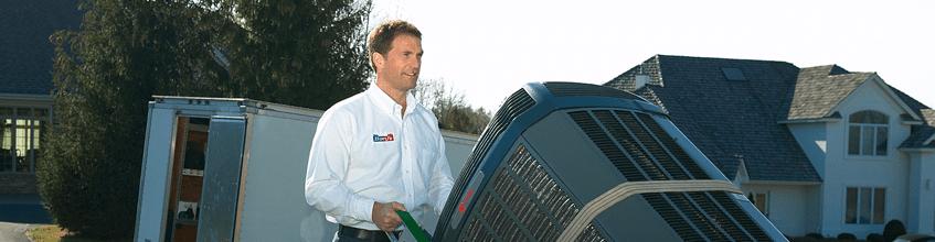 About Bonfe HVAC Services - tech image